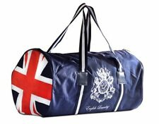 NIP UNISEX  English Laundry Fragrance Union Jack Travel  Duffel Bag Canvas Blend