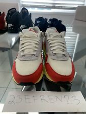 nike air max 1 3.26 size 11 no box used