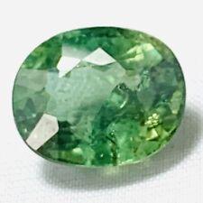 Echter Grüner Ovaler Apaptit 9.64ct 14.1x11.5mm