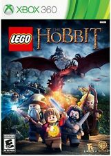 LEGO The Hobbit (Microsoft Xbox 360, 2014) New Disc is loose in Box