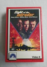 Vintage 8mm Video Cassette Movie Flight of the Intruder New Sealed
