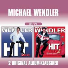 Michael Wendler/ 2 in 1 (Hit Mix Vol.1 + Hit Mix Vol.2) 2012 neu u. ovp/CD