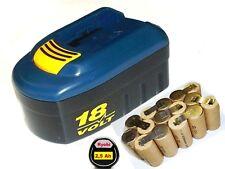 tauschpack para ORIGINAL Ryobi Batería 18V bs-1817 con 2,5Ah Sanyo Células