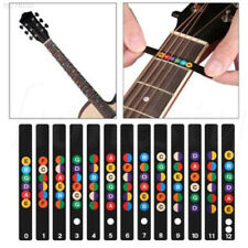 26F4 Guitar Scale Stickers Guitar Bass Fretboard Scale Sticker Fingerboard Fret