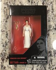 "Princess Leia (Yavin Ceremony) - Star Wars: Black Series 3.75"", Walmart, NEW ish"