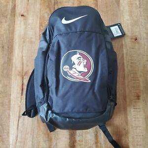 Nike JDI Brasilia Florida State Seminoles Black Backpack