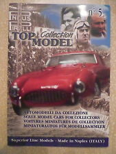 Catalogue TOP COLLECTION MODEL n° 5 Voitures miniatures de collection. DE STASIO