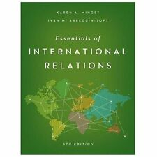 Essentials of International Relations (Sixth Edition) by Mingst, Karen A., Arre