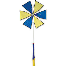Rudiger Groning Munster Germany Blue & Yellow Special Roto Kite..37.... PR 11078
