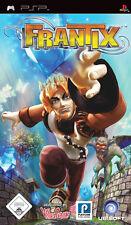 Sony PSP Nuovo/Scatola Originale frantix * Adventure mistero pass * tedesca prima edizione *