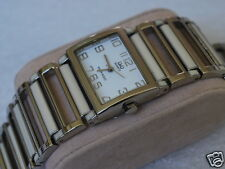 Nice NOS Q&Q by Citizen Lady Dress Watch w/Nice White Links