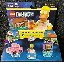 Lego Dimensions 71202 EMPTY BOX ONLY The Simpsons