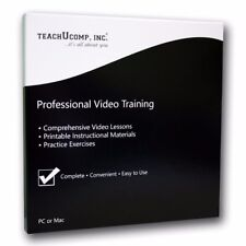 Learn Microsoft WINDOWS 10 Training Tutorial Course DVD-ROM 164 Lessons