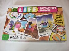 The Game of Life-Adventures Edition- Hasbro - Ireland 2010