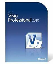 Microsoft Visio 2010 Professional. 32/64 bit. Product Key / Code + Download LINK