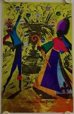 Affiche SALVADOR DALI pour la Source PERRIER