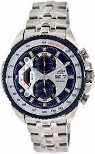 Casio Men's Edifice EF558D-2AV Blue Stainless-Steel Quartz Fashion Watch