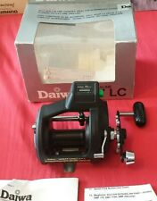 UNUSED DAIWA SEALINE 47CL LEVEL WIND AND LINE COUNTER BOXED PAPERS