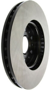 Disc Brake Rotor-FWD Front Centric 120.66076