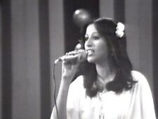 "Ofra Haza - Rare DVD from 1977! The full show with ""Shir Hashirim Besha'ashuim"""