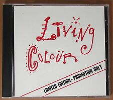 LIVING COLOUR rare Demo CD Cult of Personality Epic catalog number ESK 1491