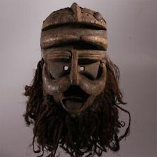 10753 Feine Bete Maske Elfenbeinkuste