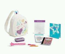 American Girl DOLL  Doodle Backpack