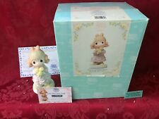 """Precious Moments 2000 """"795232V"""" """"You'Re A Dandy Mom, And I'M Not Lion"""" New W/Box"""