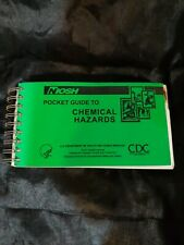 Niosh Pocket Guide to Chemical Hazards June 1997 Edition 97-140