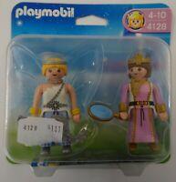 Playmobil 4128 - Duo Pack Prinzessin mit Zauber Fee - NEU NEW OVP