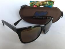 650cdb49b7 Maui Jim Jacaranda Polarized Sunglasses 763-23S Brown Stripe Bronze Glass  Mirror