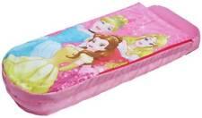 Disney Princess Junior ReadyBed - Inflatable Kids Air Bed and Sleeping Bag.