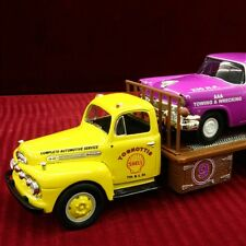 RARE - AAA TOWING 56 STOCK CAR & 51 FORD TRUCK SET - First Gear  NASCAR NHRA