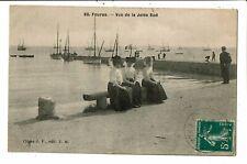 CPA-Carte Postale -FRANCE Fouras- Vue sur la Jetée Sud en 1912   VM6409