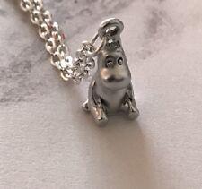 Moomins Moomin Moomintroll Snork Maiden Fine Chain Necklace