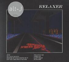 ALT-J / RELAXER * NEW DIGIPACK CD 2017 * NEU *