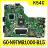 K54C Main Board For ASUS motherboard 60-N9TMB1000-B15 Rev 2.1 4GB RAM