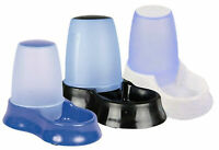 Trixie Small Bulk Food And Water Dispenser Fountain Dog Cat Feeder Bowl 0.6 L