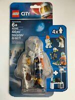 LEGO CITY 40345 NASA Space & Mars Mission - Minifigures - BNIB - New & Sealed D2