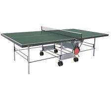 Tischtennisplatte Indoor Sponeta 3-46 i Grün mit Netz nicht für Outdoor