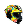 CASCO INTEGRALE AGV PISTA GP R - ROSSI WINTER TEST 2019 - CARBON TAGLIA M/L
