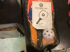 Quest Sport Pala Paddle Ball Set - Very Rare Set 2009