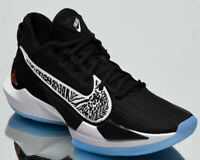 Nike Zoom Freak 2 Men's Black White Off Noir Athletic Basketball Sneakers Shoes
