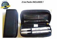 Medicine Cooling Pouch Diabetic Insulin Travel Case Cooler Pack Wallet Holder US