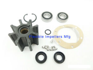 Johnson F7B-9 Pump10-24394 10-24524 10-24061 10-24277 repair kit Volvo 3581558