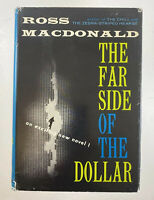 The Far Side of the Dollar - Vintage Book by Ross MacDonald 1965 First Edition