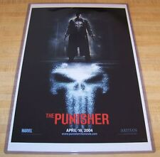 The Punisher 11X17 Original Movie Poster John Travolta Thomas Jayne