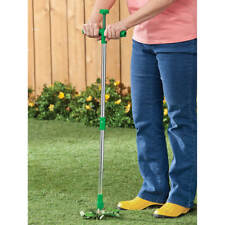 No Bend Stand Up Easy Use Weed Remover Tool Garden Roots Weed Grass Graber