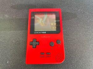 Console Game Boy Pocket (Nintendo GBC 1996)