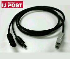 Genuine Anderson plug solar lead 3 metres 50amp plug to MC-4 6mm² cable